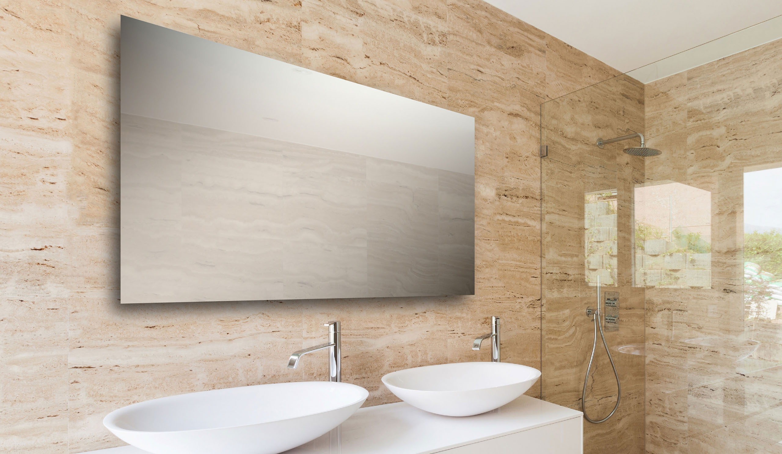 Aqua Linea Bathroom